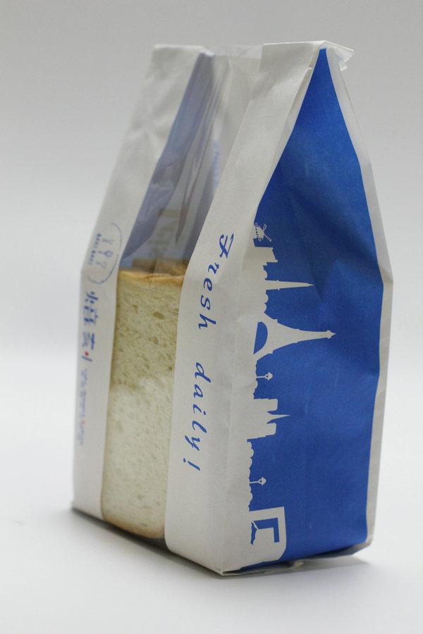 4片开窗吐司面包袋