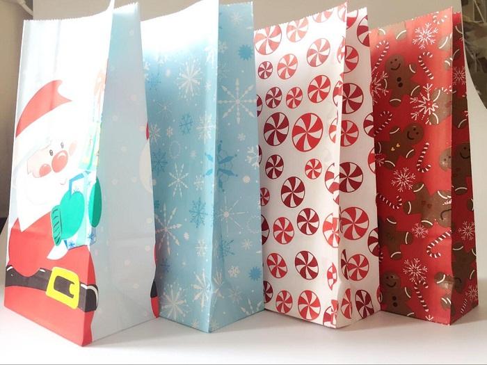 圣诞系列 爱的味道通用4号袋
