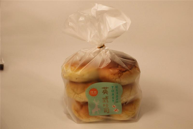 仟吉磨砂面包袋