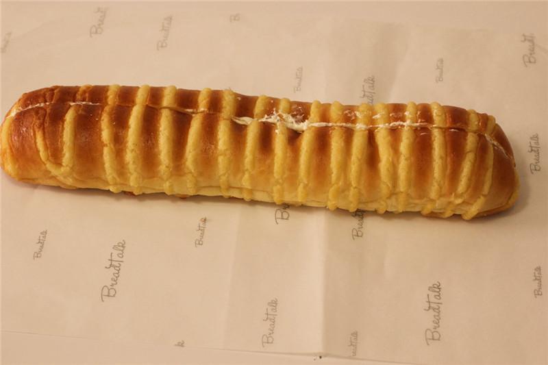 面包心语垫纸