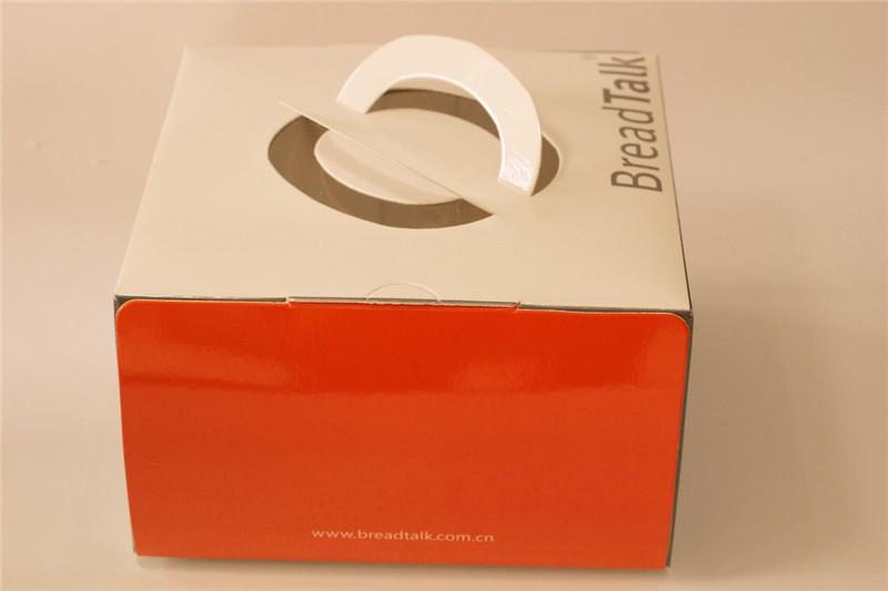 面包新语蛋糕盒