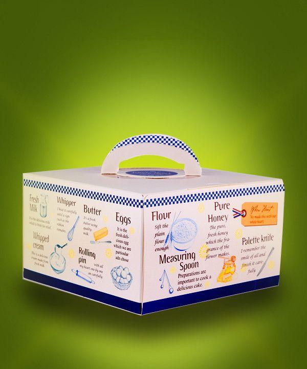通版蛋糕盒6